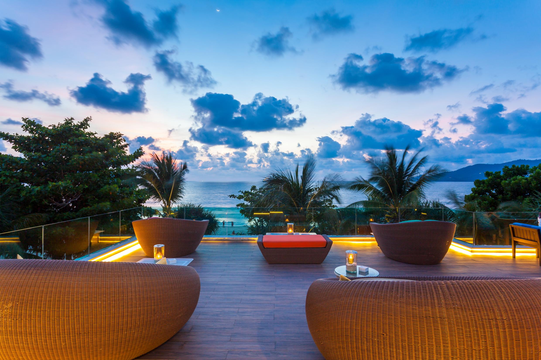 The Surface Restaurant Bar Phuket Boutique Hotels