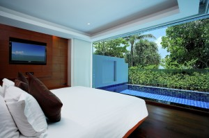 Beachfront Pool Villa - Bedroom II