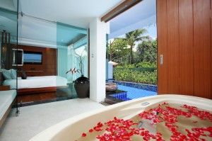 Beachfront Pool Villa - Bathroom II