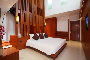 Pool Villa with Loft - Bedroom I
