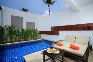 Pool Villa with Loft - Private Poolside