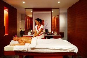 The Flora Spa - Massage