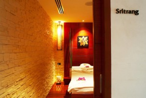 The Flora Spa - Massage Room