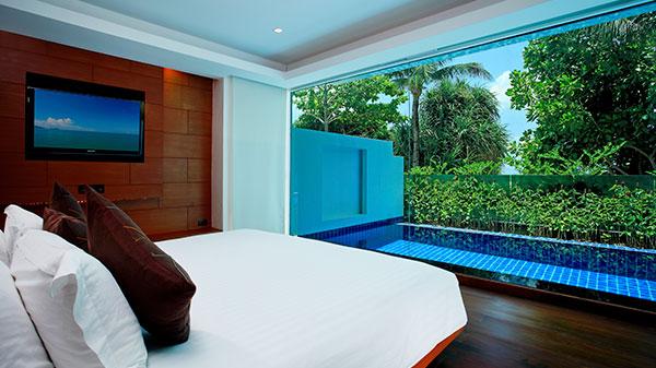 Beachfront Pool Villa Phuket Boutique Hotels Patong Boutique